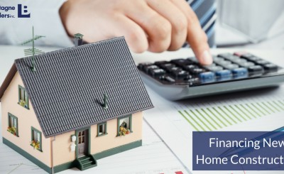 Financing New Home Construction