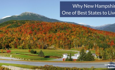 New Hampshire Best State to Live in